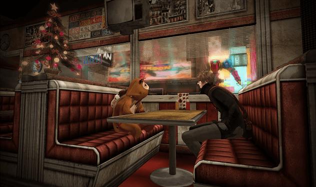 セカンドライフ ウタマロのハンバーガーショップ