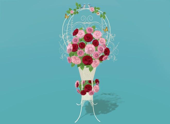 Celebration flower - 祝い花 for Hana cafe