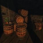 セカンドライフ Barre - 酒樽