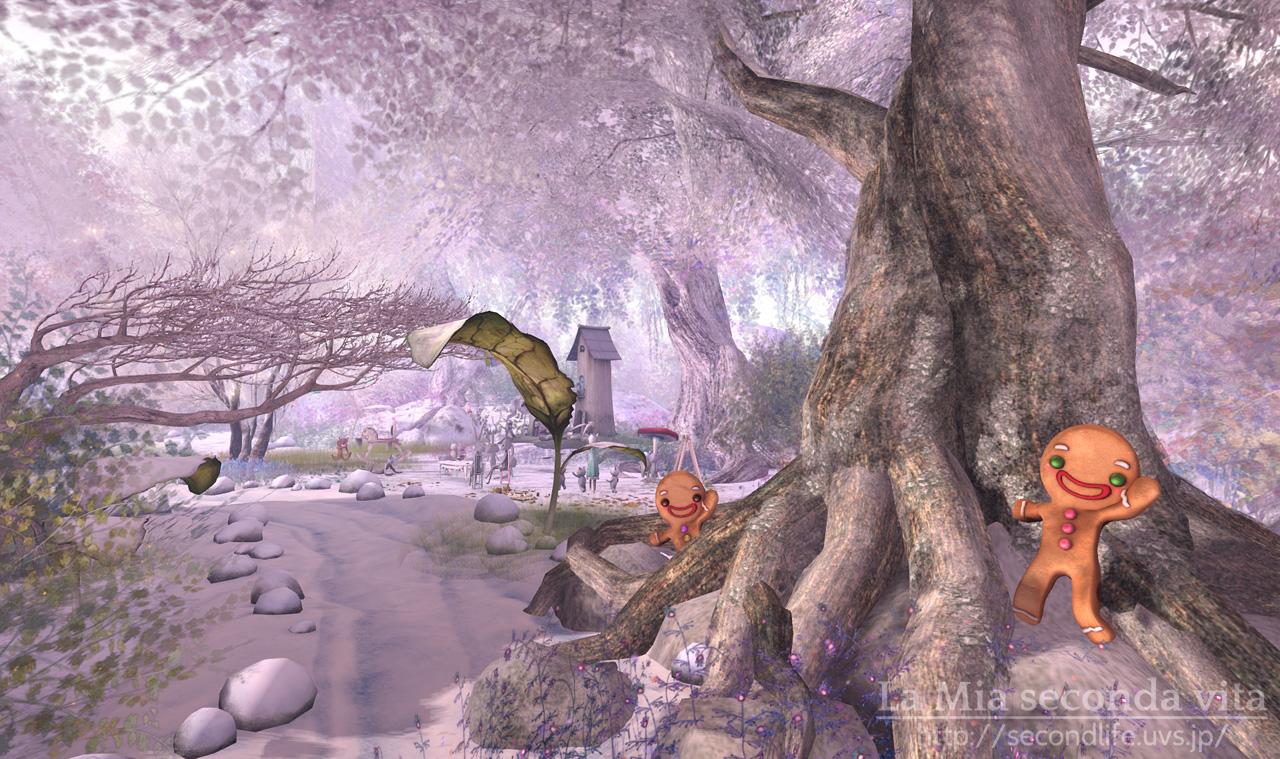 セカンドライフ百景 「StoryBrooke Gardens」