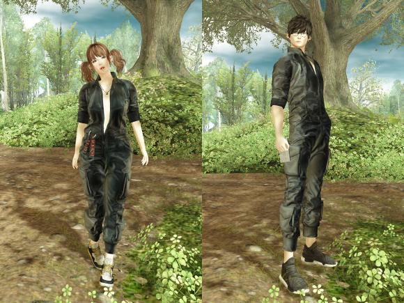 セカンドライフ DFSファーマーファッション