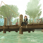 DFSで釣り始めました