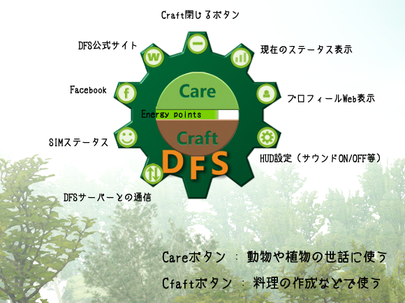 Secondlife DFS HUD